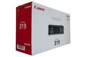 CANON 319 BLACK ORIGINAL LASERJET TONER CARTRIDGE
