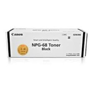 Canon NPG 68 Black Toner Original