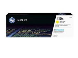 HP 410X High Yield Yellow Original LaserJet Cartridge CF412X