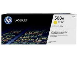 HP 508A Yellow LaserJet Toner Cartridge CF362A