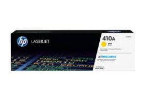 HP 410A Yellow Original LaserJet Toner Cartridge CF412A