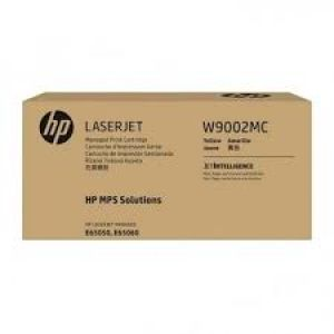 HP W9002MC Yellow Managed Laserjet Toner Cartridge