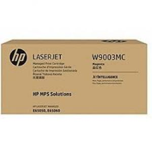 HP W9003MC Magenta Managed Laserjet Toner Cartridge